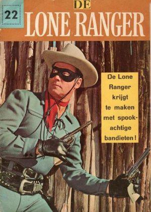 De Lone Ranger krijgt te maken met Spookachtige Bandieten - 22