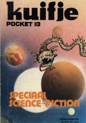 Kuifje Pocket 13 - Special Science-Fiction