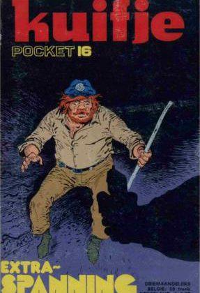 Kuifje Pocket 16