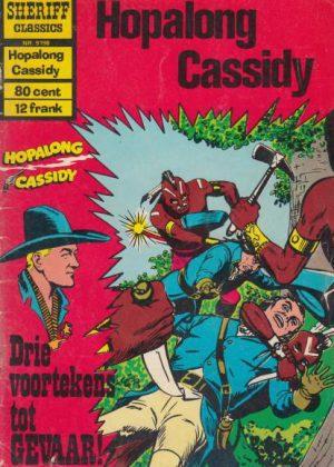 Hopalong Cassidy - Drie voortekens tot gevaar!