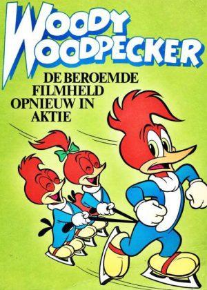 Woody Woodpecker - De Beroemde Filmheld Opnieuw In Aktie