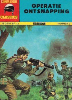 Commando Classics - Operatie ontsnapping