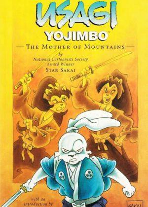 Usagi YoJimbo - The Mother of Mountains (Engels talig)