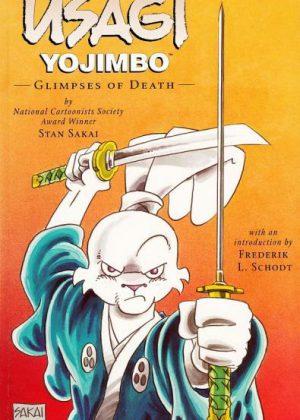 Usagi YoJimbo - Glimpses of Death (Engels talig)