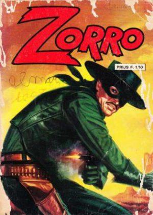 Zorro - De verdwenen trein