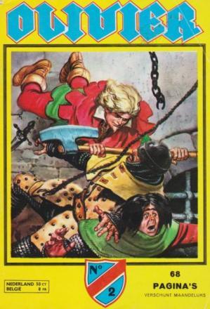 Olivier - Dit zwaard voor de koning