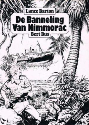 Lance Barton - de banneling van nimmorac