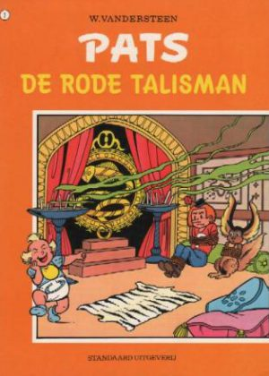 Pats 7 - De Rode Talisman
