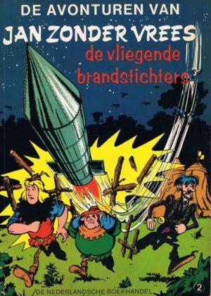 De avonturen van Jan zonder vrees- De Vliegende Brandstichters