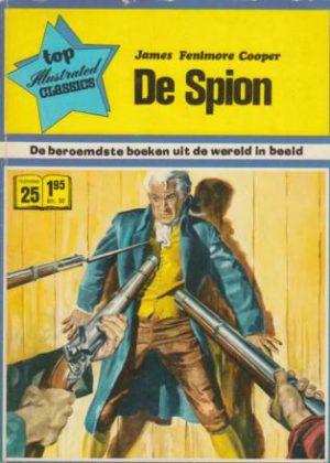 De beroemdste boeken uit de wereld in beeld 25 - De Spion