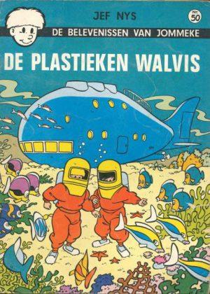 De avonturen van Jommeke 1 - De plastic Walvis (1972)