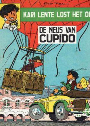 Kari Lente Lost Het Op 3 - De neus van cupido