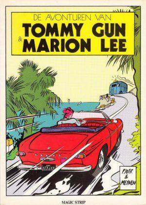 De Avonturen Van Tommy Gun En Marion Lee
