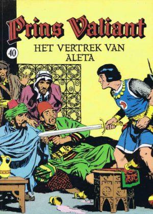 Prins Valiant - Nr.40 (Junior Press)