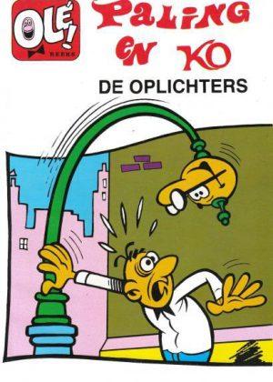 Paling en Ko - De oplichters (Olé-Reeks)