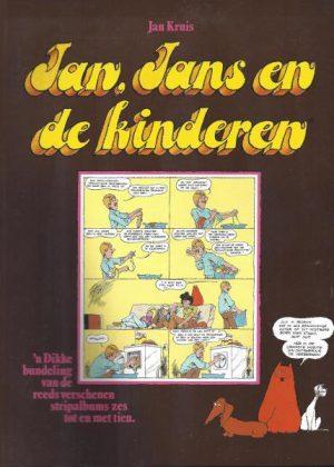Jan Jans en de Kinderen - Dikke bundeling 6-10 (Hardcover)