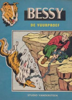 Bessy 38 - De Vuurproef