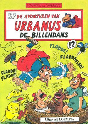 De avonturen van Urbanus - De billendans (Nieuw)