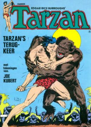 Tarzan - Tarzan's terugkeer