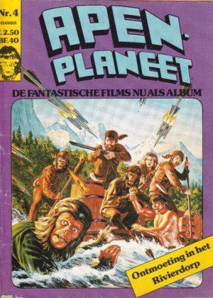Apenplaneet - Ontmoeting in het rivierdorp (Tweedehands)