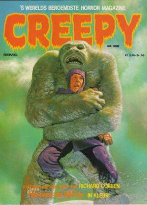 Creepy Nr. 3 (Tweedehands)
