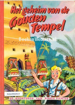 De Avonturen van Pinkie Pienter - Het Geheim van de gouden tempel