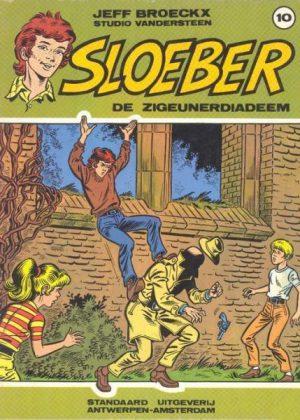 Sloeber 10 - De Zigeunerdiadeem