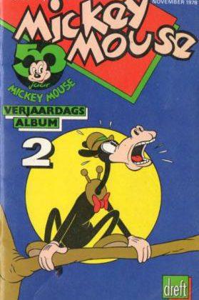 Mickey Mouse - Verjaardags Album 2