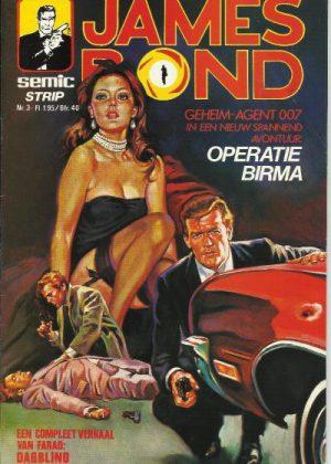 James bond 3 - Operatie Birma