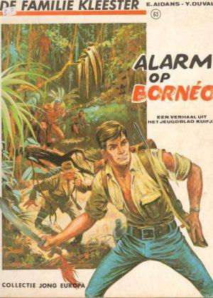 De Familie Kleesters - Alarm op Borneo