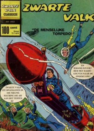 Zwarte Valk - De Menselijke Torpedo