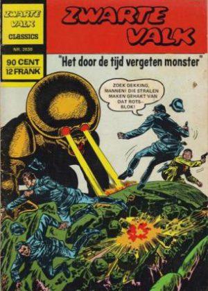 Zwarte Valk - Het door de tijd vergeten monster