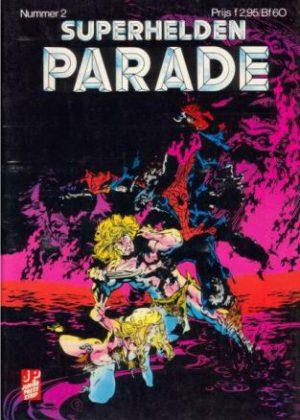 Superhelden Parade nr. 2