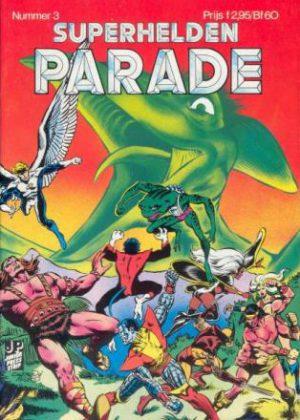 Superhelden Parade nr. 3
