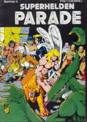 Superhelden Parade nr. 4