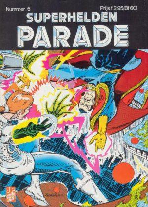 Superhelden Parade nr. 5