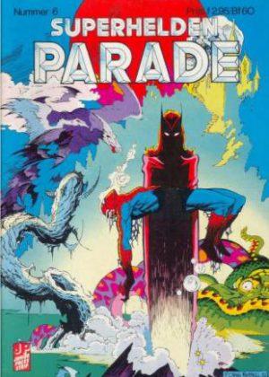 Superhelden Parade nr. 6