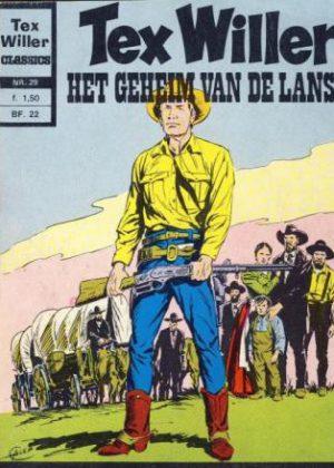 Tex Willer - Het geheim van de lans
