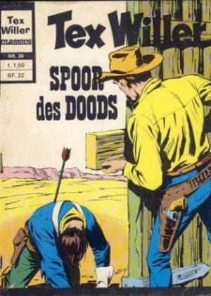 Tex Willer - Spoor des doods