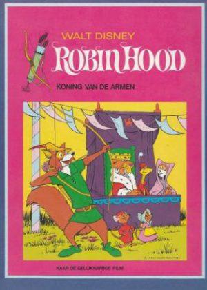 Robin Hood - Koning Van De Armen