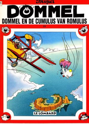 Dommel en de cumulus van Romulus (zgan)
