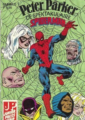 Peter Parker de Spektakulaire Spiderman - Omnibus Deel 1