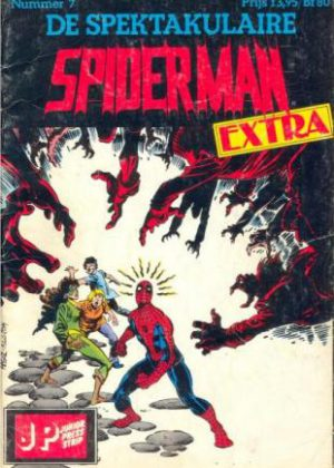 De Spektakulaire Spiderman Extra nr.7