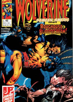 Wolverine - Het Hart van het Beest