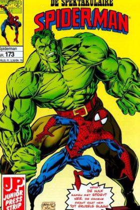 De spektakulaire spiderman - Groene Chaos