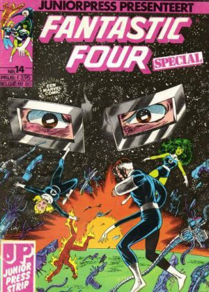 Fantastic Four Special - Nr.14