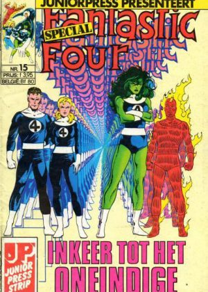 Fantastic Four Special - Nr.15