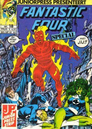 Fantastic Four Special - Nr.18