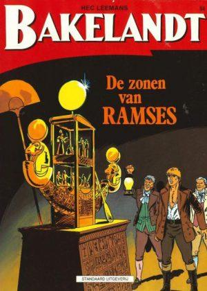 Bakelandt - De Zonen van Ramses (Tweedehands)