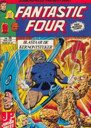 Fantastic Four - Nr. 15